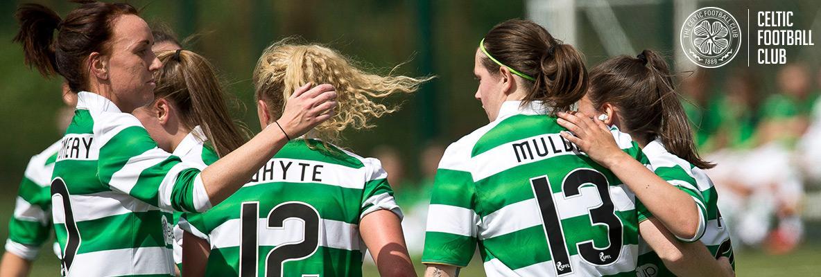 Celtic take on Hibernian in Women's Scottish Cup quarter-final