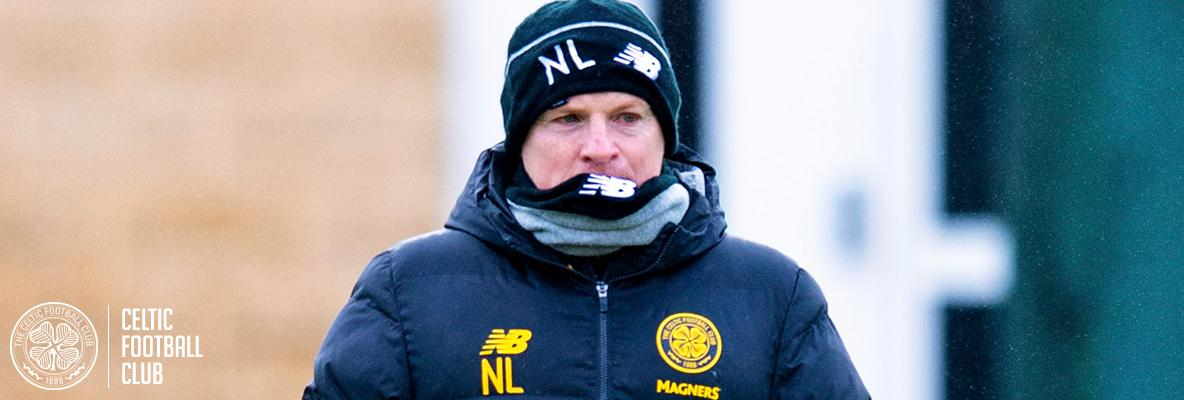 Neil Lennon: Our character prevents us from being complacent