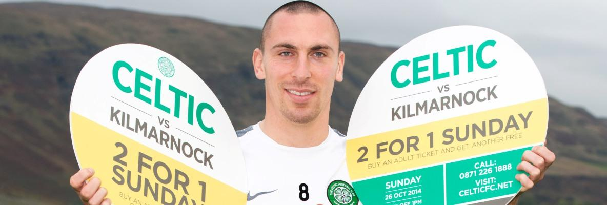 Kilmarnock up next in SPFL with 2-for-1 ticket offer available