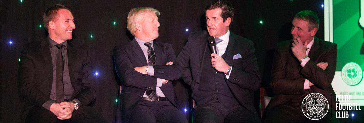 Success of Tommy Burns Supper at Celtic Park