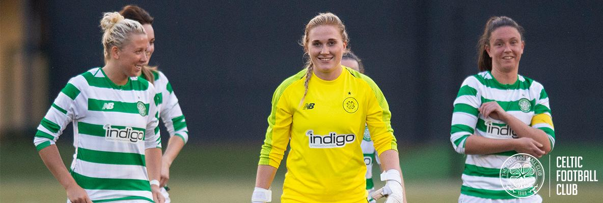 Megan Cunningham: Celtic have top two in their sights