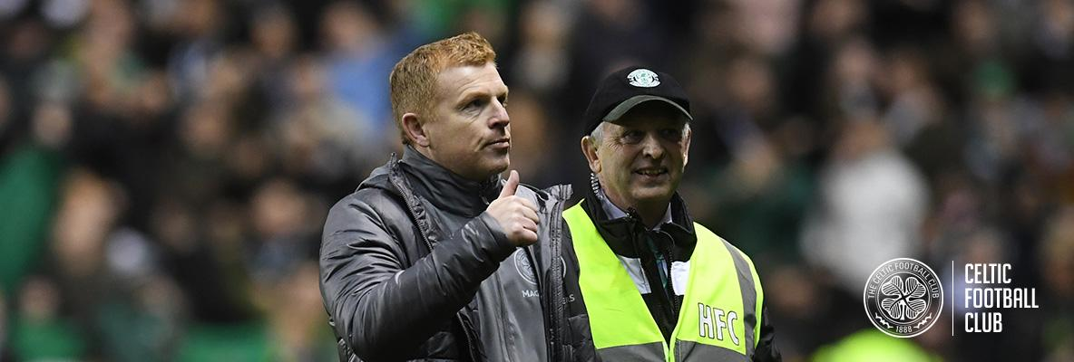 Neil Lennon hails magnificent performance in Scottish Cup win