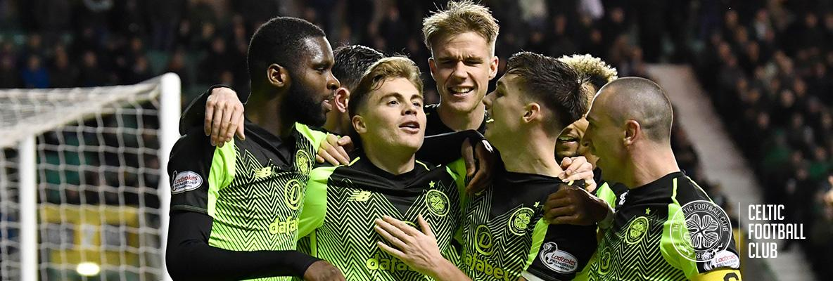 Hampden awaits as Celts book Scottish Cup semi-final place