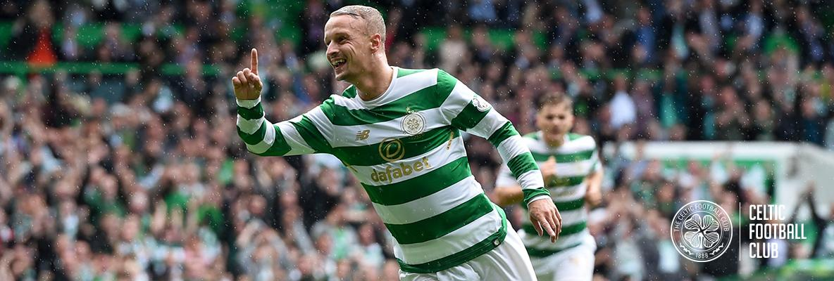Griffiths at the double as Celts start their league defence in style