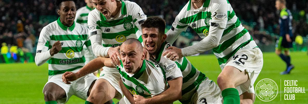 Captain is Celtic's star in green and white with last-gasp winner