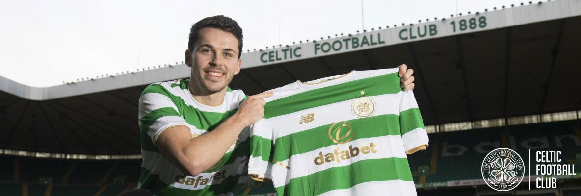 New Bhoy: I can't wait to get  started in Paradise