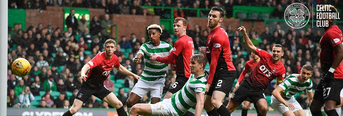 Hoops held to a goal-less draw by Kilmarnock