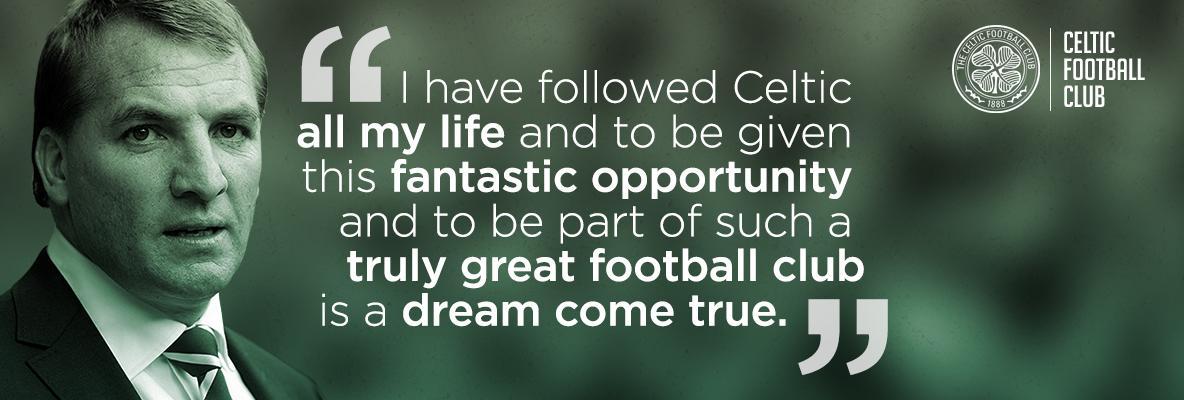 Packie Bonner: Brendan's a Celtic man at heart