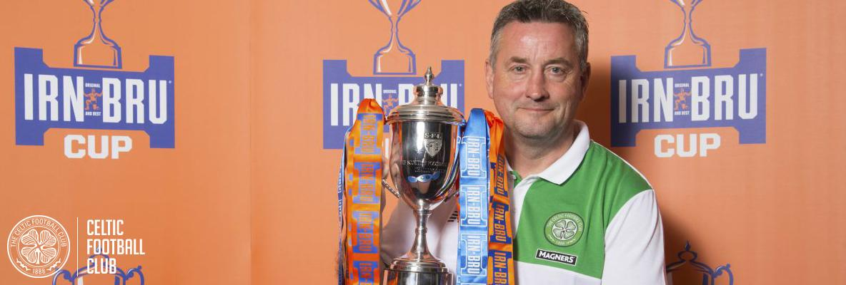 Young Celts set to take on Annan Athletic in IRN-BRU Cup