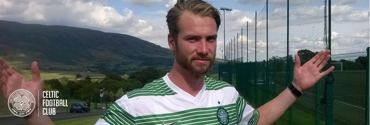 Jo Inge Berget signs for Celtic