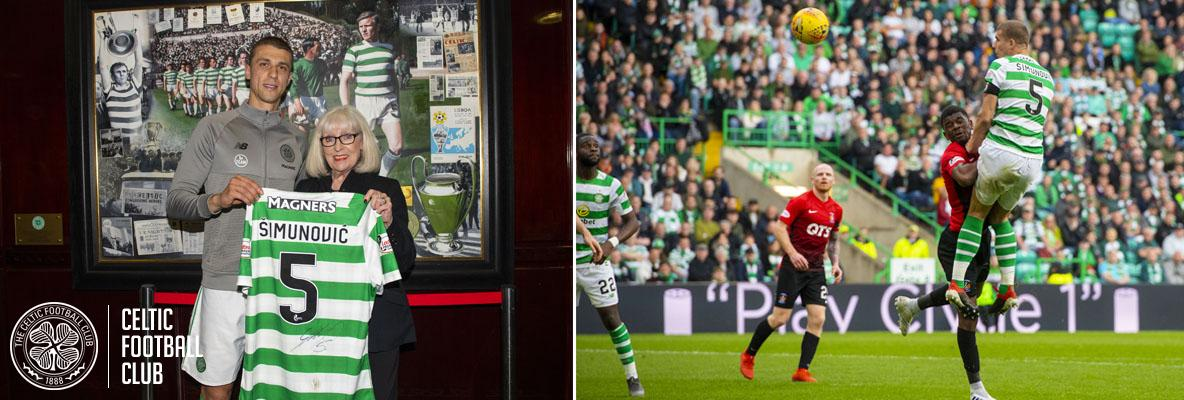 Jozo: This is my most special day as a Celtic player