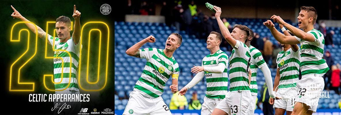 Mikael Lustig hits milestone 250-appearance mark for Celtic
