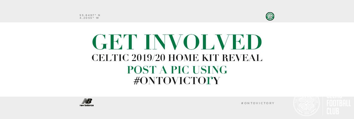 Send us your pic to feature at the 2019/20 home kit launch