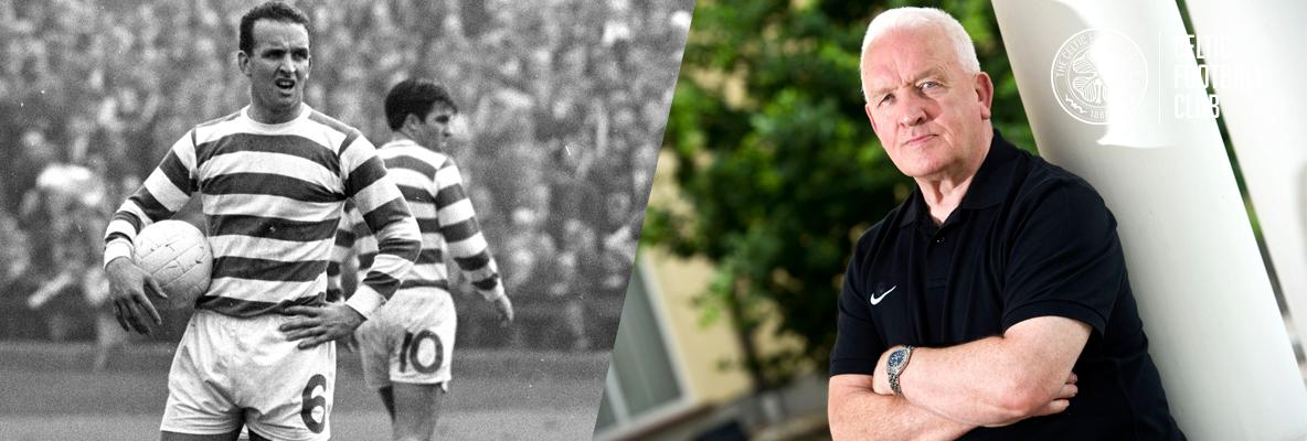 Lisbon Lion John Clark to unfurl league flag at Paradise