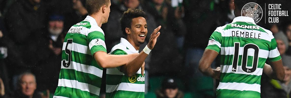 Sinclair strikes to give Celts Glasgow derby win at Paradise