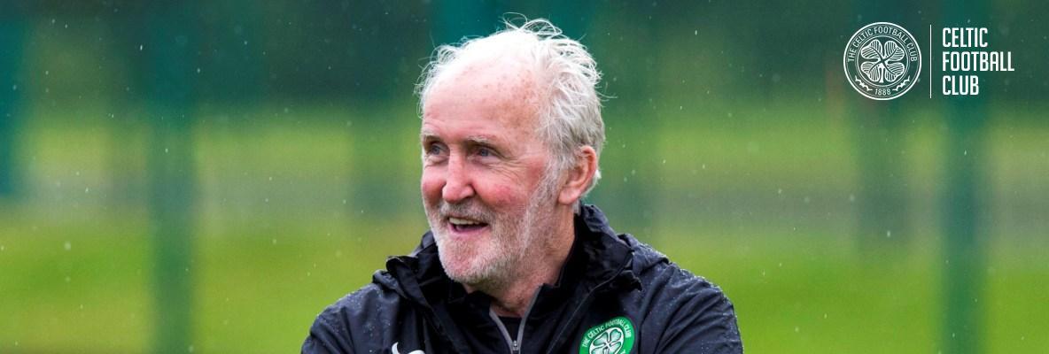 Meet Celtic legend Danny McGrain at Argyle Street Store this Saturday