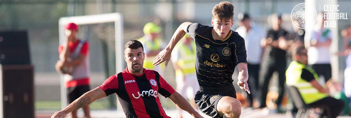 Celtic fall to disappointing defeat in Gibraltar