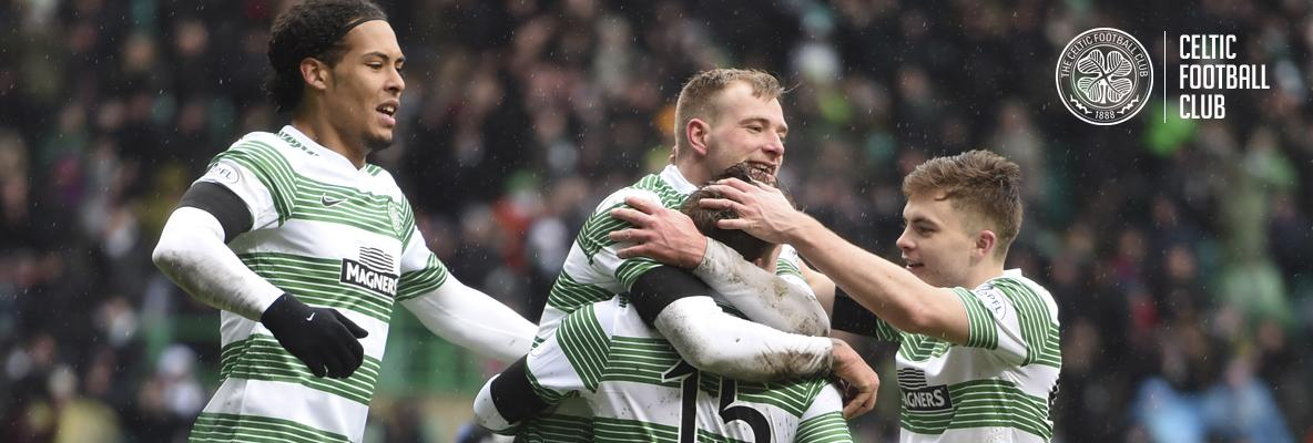 Clinical Celtic see off Accies in emphatic style
