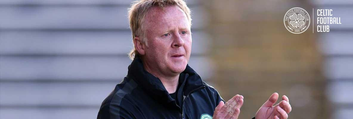 Frail: Young Celts relishing return to action