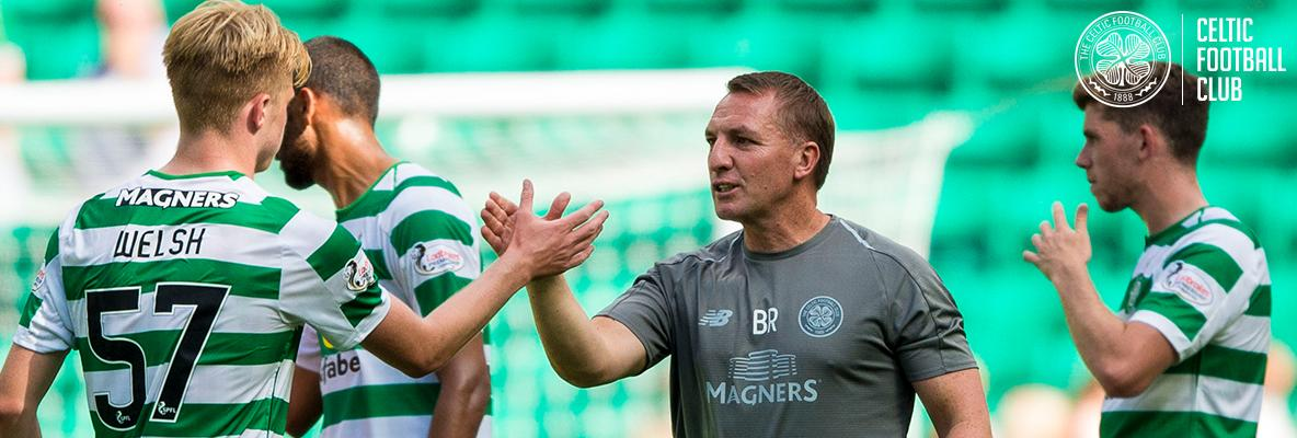 Manager: Celts were pitch perfect in Paradise