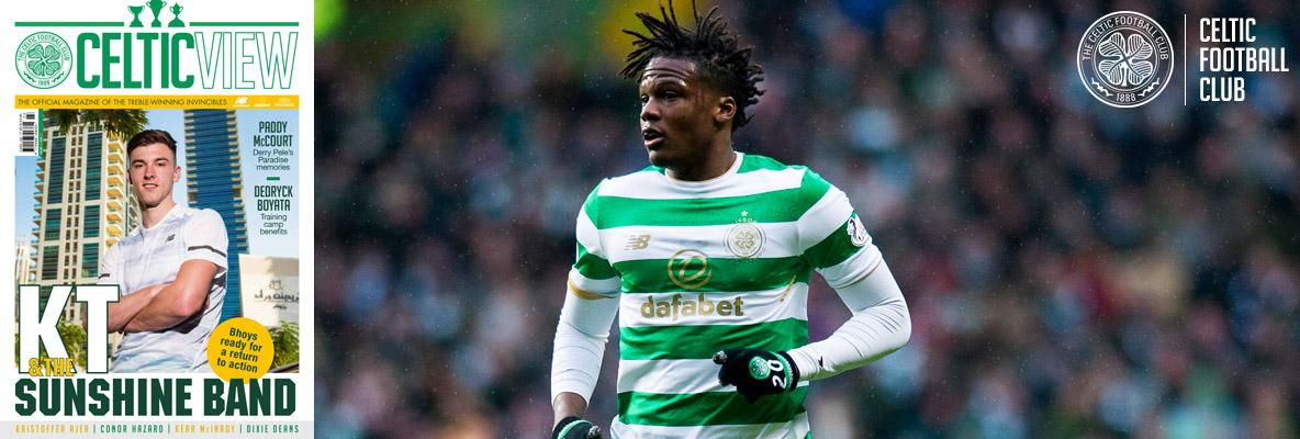 Dubai has Boyata ready for the rest of the season