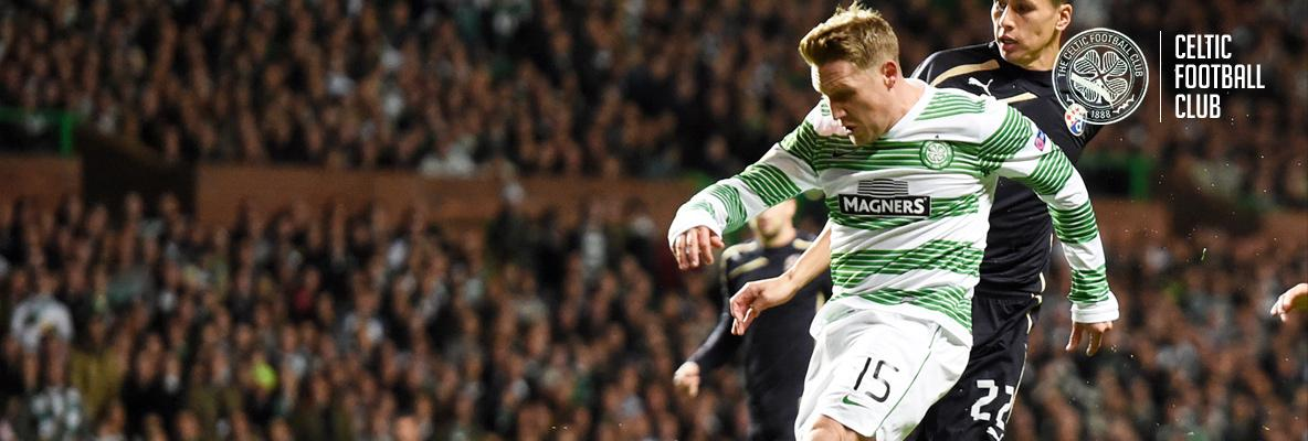 Commons fires Celtic to victory over Dinamo