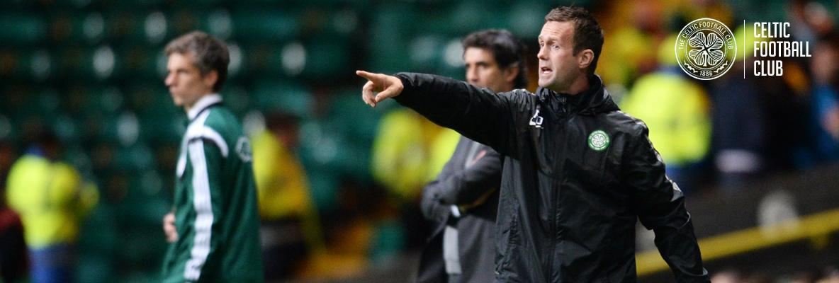 Manager: Bhoys must do better
