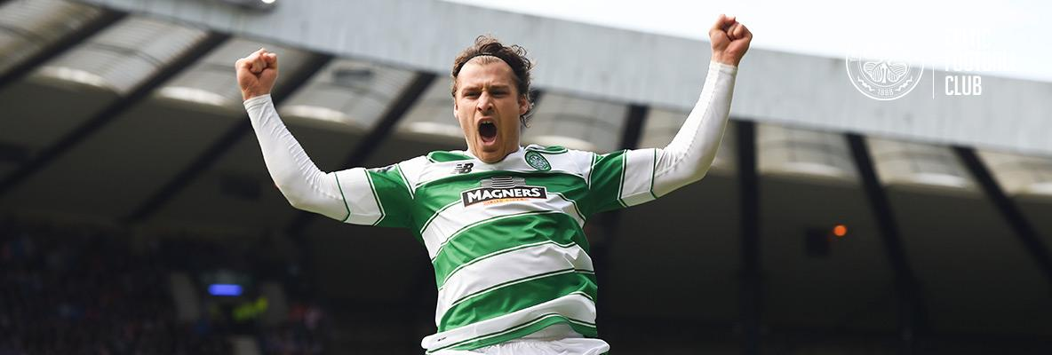 Sviatchenko hopes his Celtic story is only starting