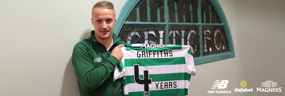 Leigh Griffiths agrees new four-year deal