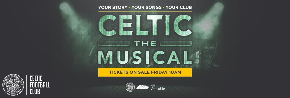 There's going to be a show! Celtic The Musical back bigger than ever
