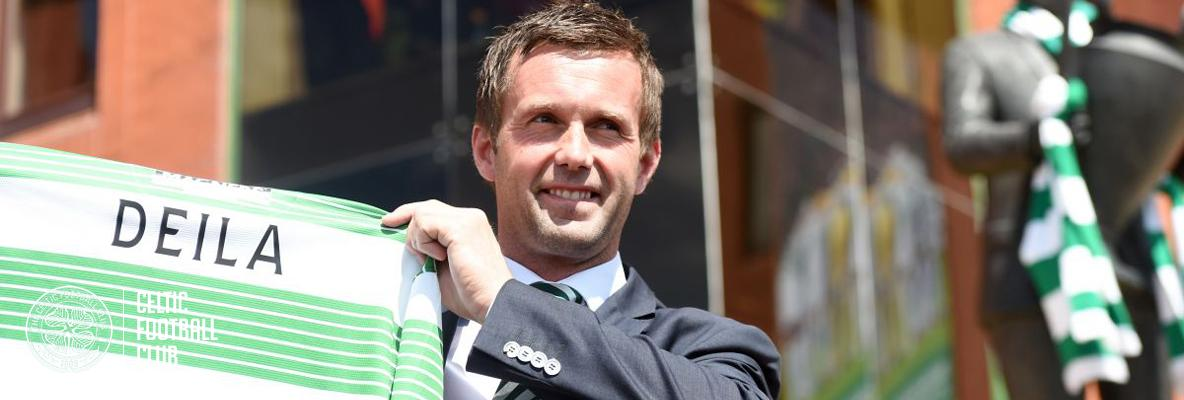 Ronny Deila appointed as new Celtic manager