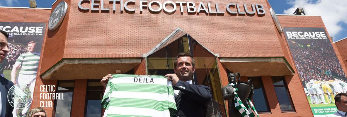 Former rival praises Celtic's new manager