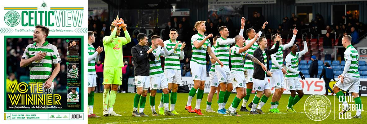 In this week's all-action Celtic View