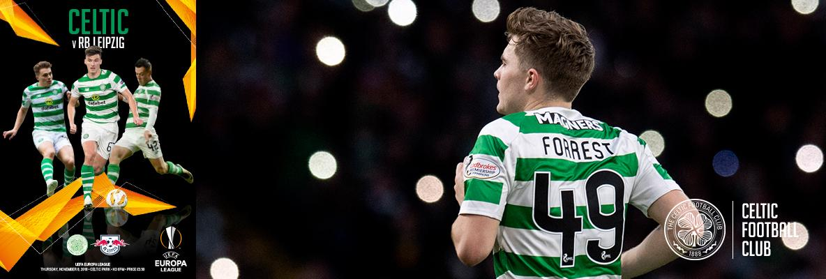 James Forrest: We need to be clinical on the European stage