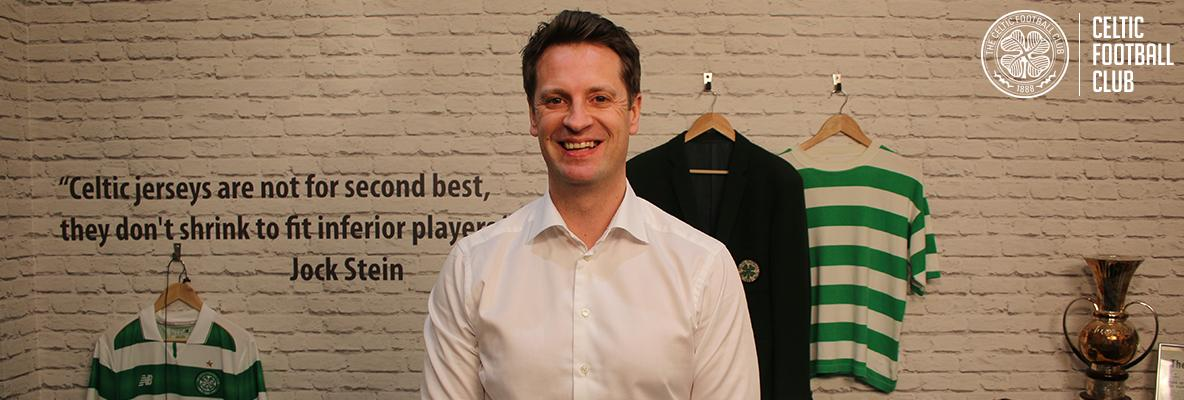 Celtic delighted to welcome Lee Congerton as Head of Recruitment