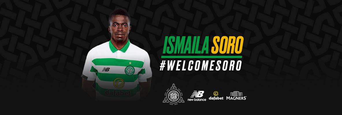 Ismaila Soro passes medical