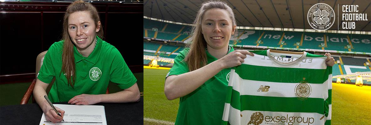 Rachel Donaldson joins Celtic Women from Stirling University