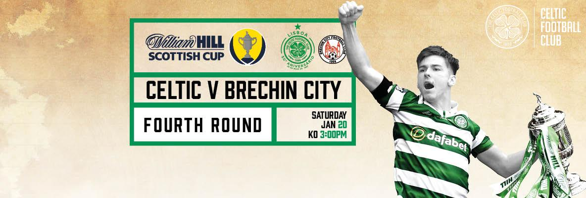 Scottish Cup: Buy online and print-at-home for Celtic v Brechin