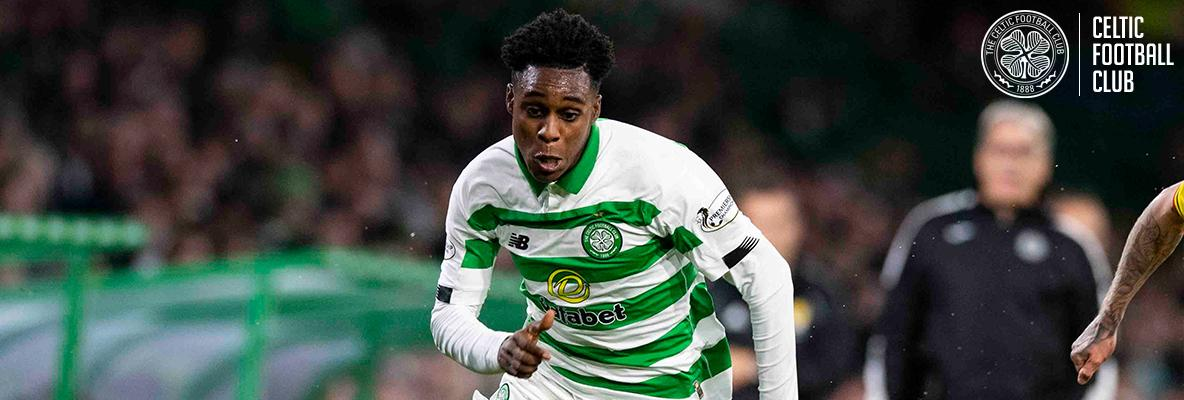 Jeremie Frimpong determined to build on dream Celtic debut