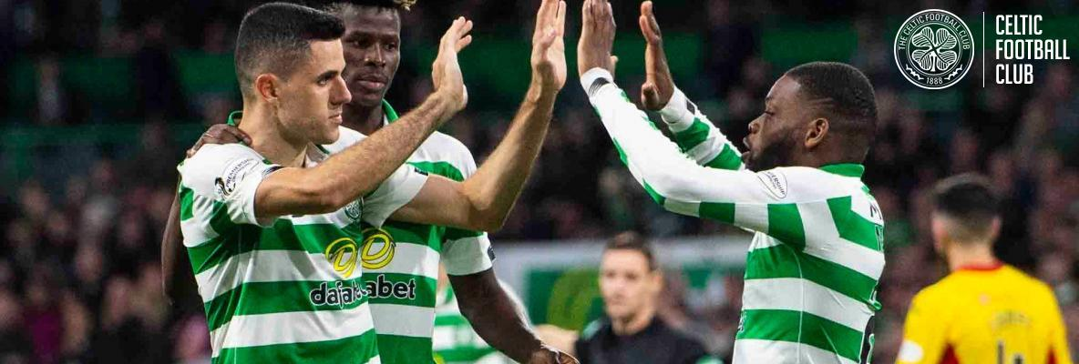 Celtic to face Hibernian in Betfred League Cup semi-final