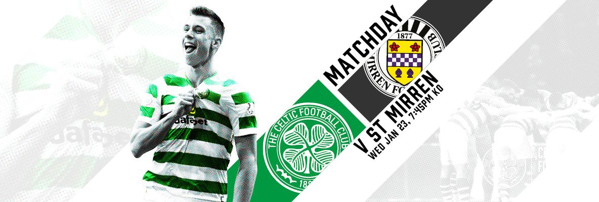 Your Celtic v St Mirren matchday guide – tickets still available