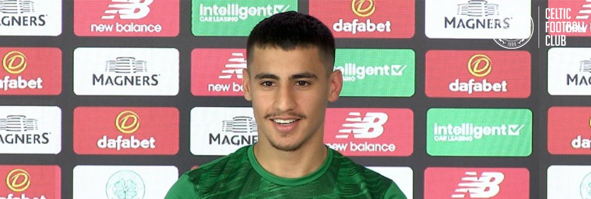 Daniel Arzani has his eyes on a first-team place