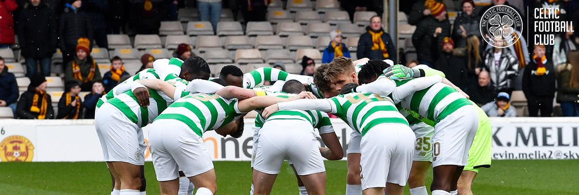 Frustration as Celts held at Fir Park