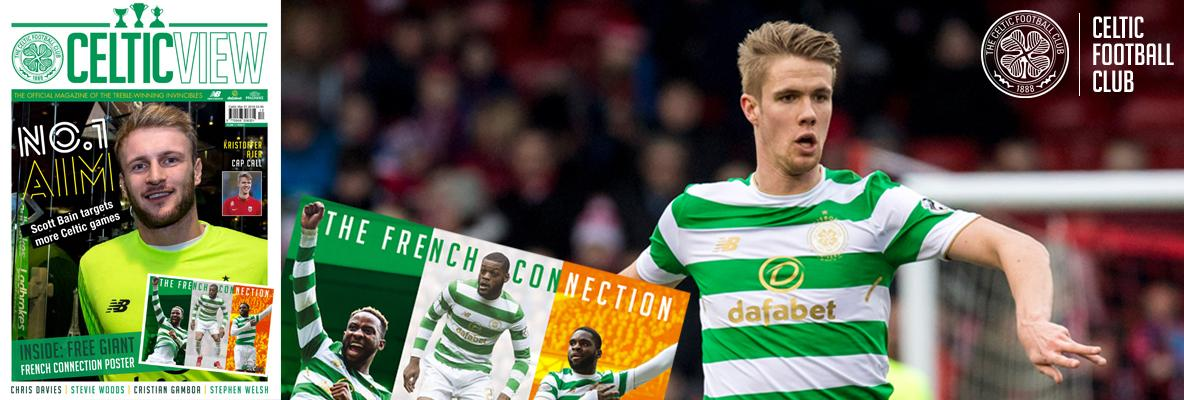 Ajer set for country call after successful Celtic run