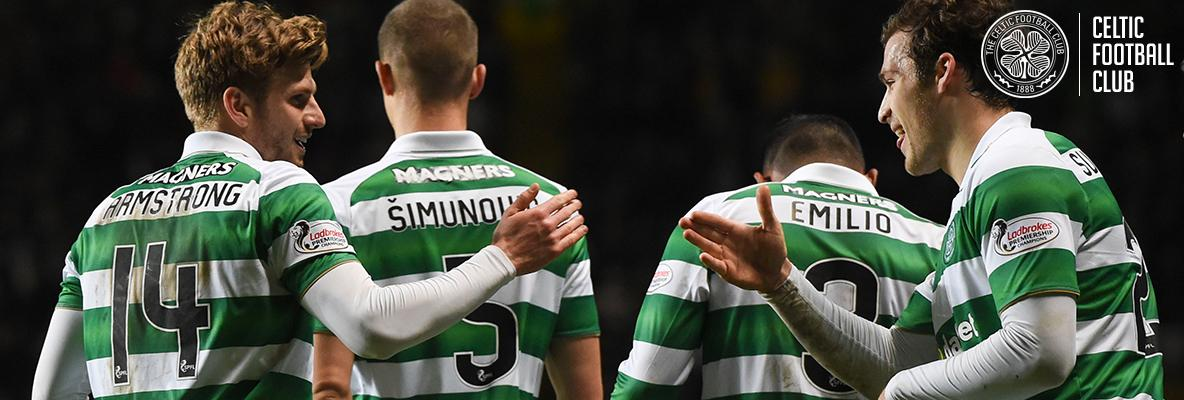 Dominant Celtic finish 2016 unbeaten at home in Scottish football