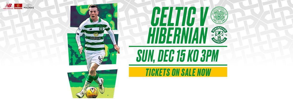 Your Celtic v Hibernian matchday guide – all you need to know