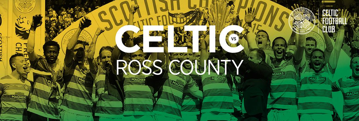 Easy as 1,2,3. Print your ticket at home for Ross County