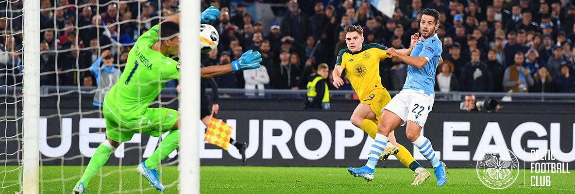 James Forrest: Lazio win was an incredible feeling