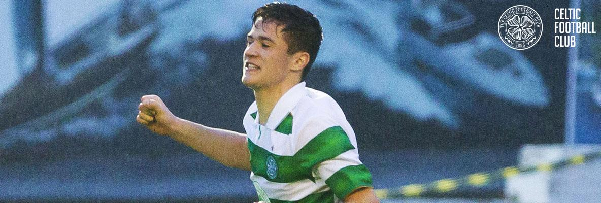 Young Celts put Saints to the sword in Airdrie