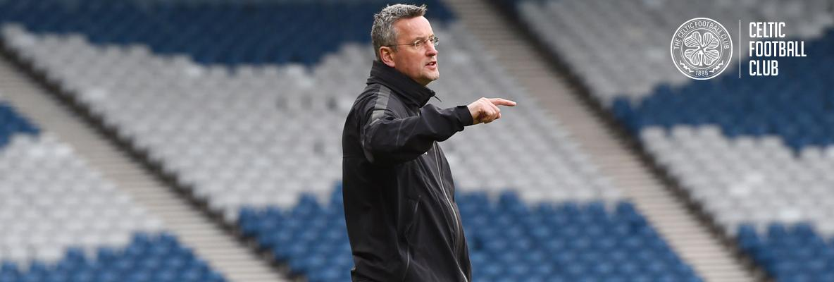 McIntyre's delight as youths sparkle against Hibs